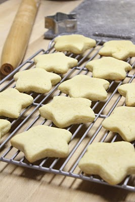 Star Cookies New Years