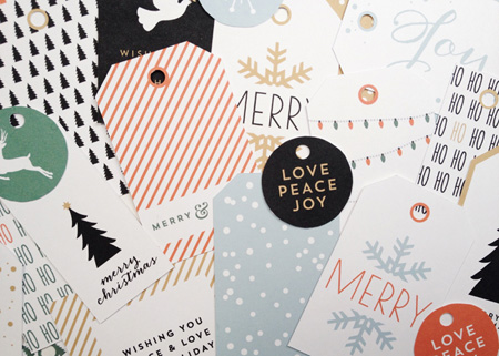 Creative Index Blog DIY Free Printable Chrismtas Gift tags