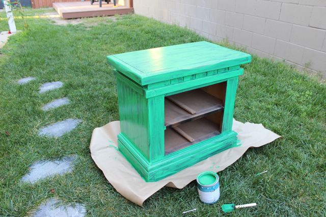 Repaint furniture the Easy