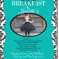 Breakfast at Tiffany's Birthday Party