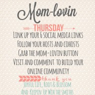 Mom Lovin Blog Hop {Guest Hosting}