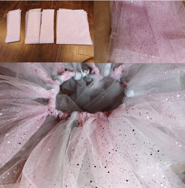 Easy Valentine Tutu Heart Toddler outfit tutorial