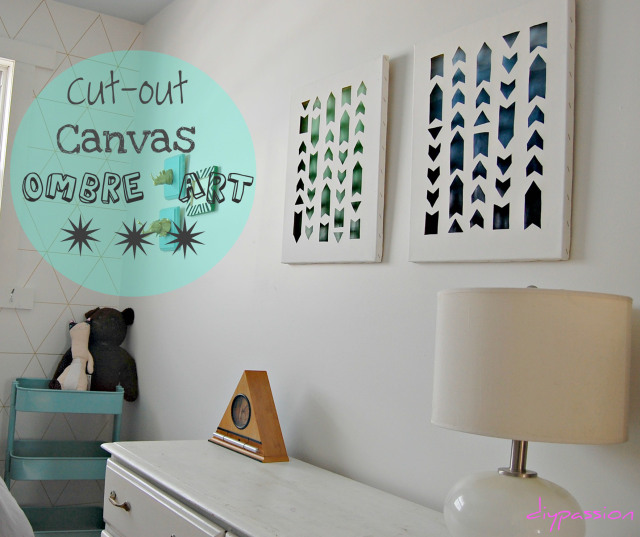 cut out ombre art link it or lump it