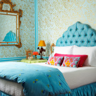 {Guest Post} Nine Splendid Ways to Illuminate Your Bedroom via Bedspreads and Throws