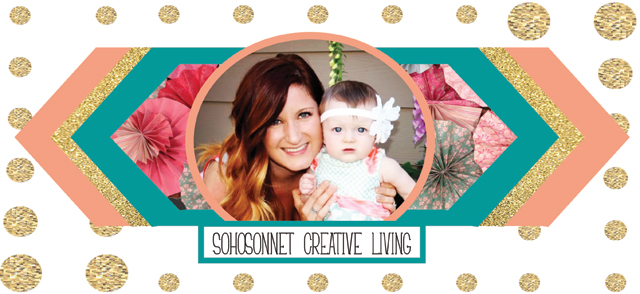 SohoSonnet Creative Living Header