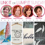 Link It Or Lump It Link Party #28