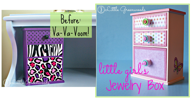 Jewelry Box Upcycle