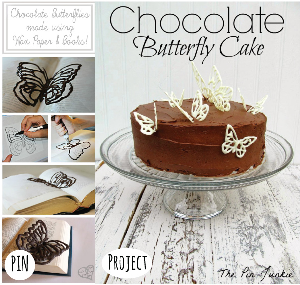 Chocolate-Butterfly-Cake