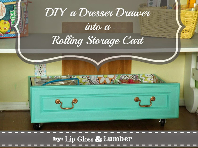 DIY-a-Dresser-Drawer-into-a-Rolling-Storage-Cart-by-Lip-Gloss-and-Lumber-2523DIY-2523Repurposed-2523ModPodgeRocks