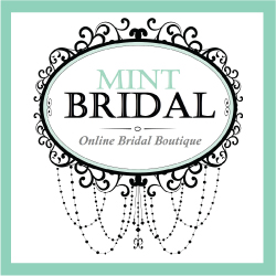 Mint-Bridal-Button