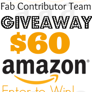 My Crafty Spot Contributors $$ Giveaway $$