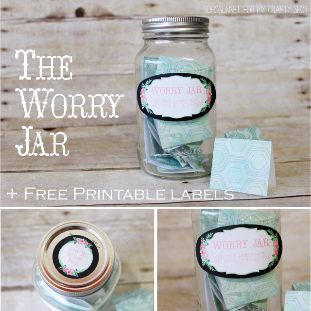 Family Jar Free Printable Labels My Crafty Spot