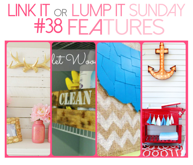 Link it Or Lump it Sunday Link Party