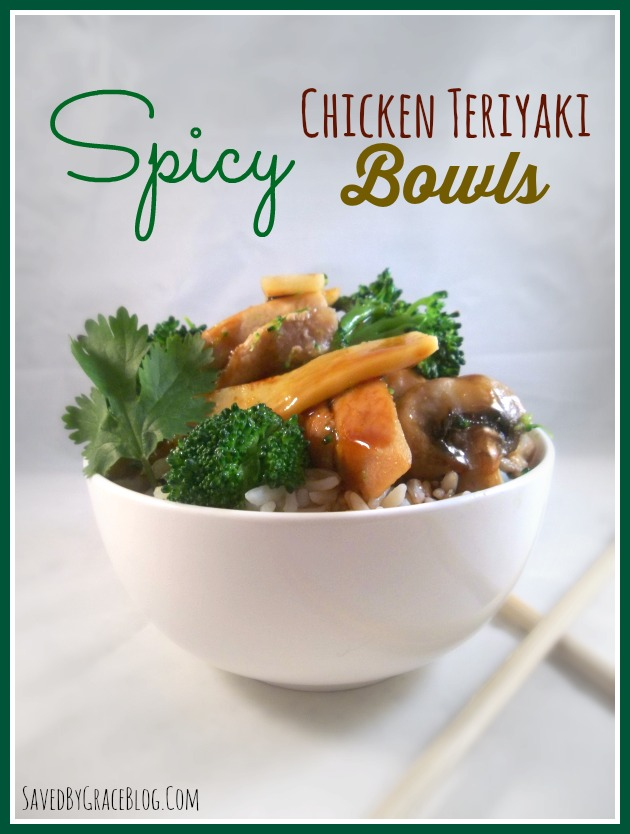 Spicy-Chicken-Teriyaki-Bowl