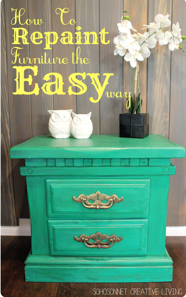 Diy Night Stand For Kids