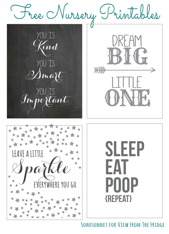 It's just a photo of Bewitching Free Printable Prints